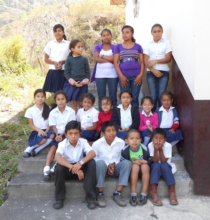 kids @school