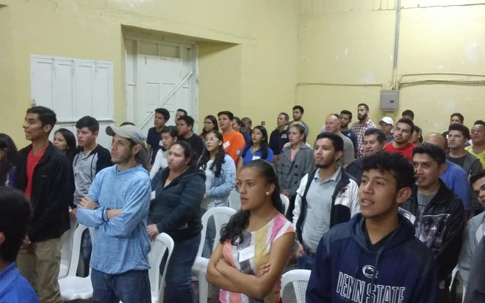 ESL Classes at Faith Community Jinotega